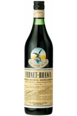 FERNET - BRANCA 0,5L